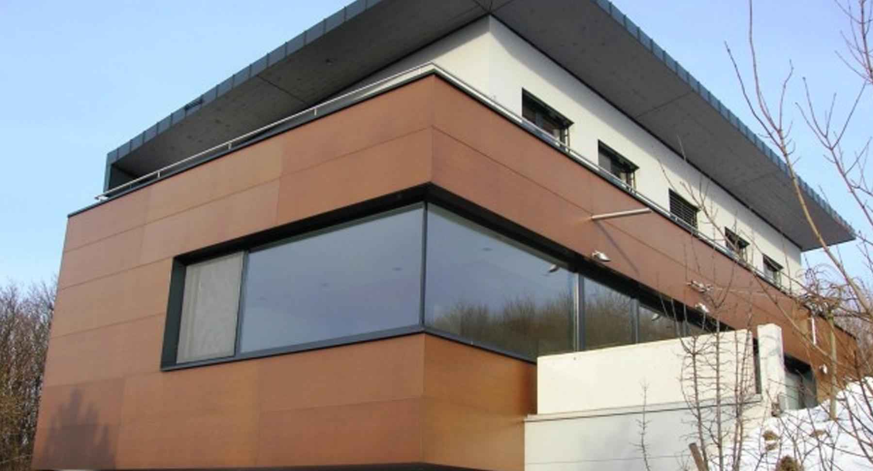 Obra dolcestone for Paneles aislantes para fachadas