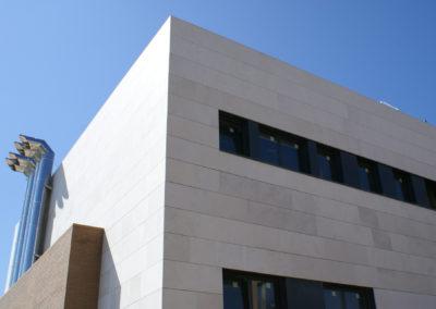 Detalle fachada Hospital Quiron_4
